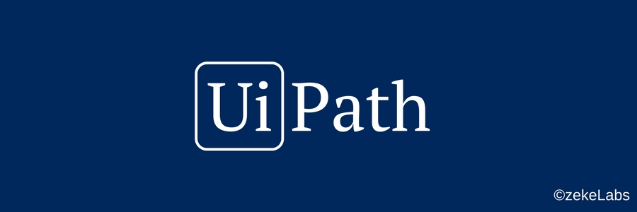 RPA Automation: UiPath-training-in-bangalore-by-zekelabs