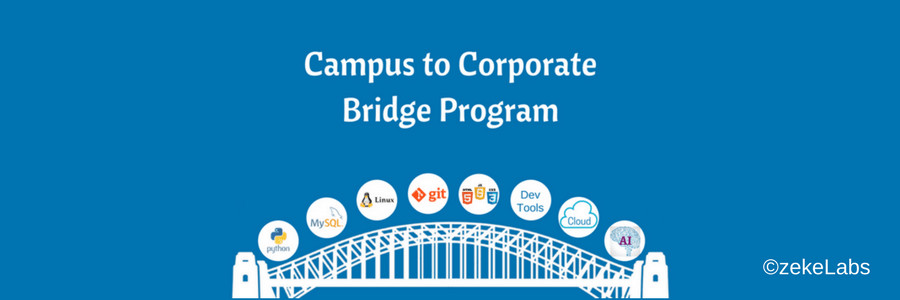 Campus to Corporate Bridge Program-training-in-bangalore-by-zekelabs