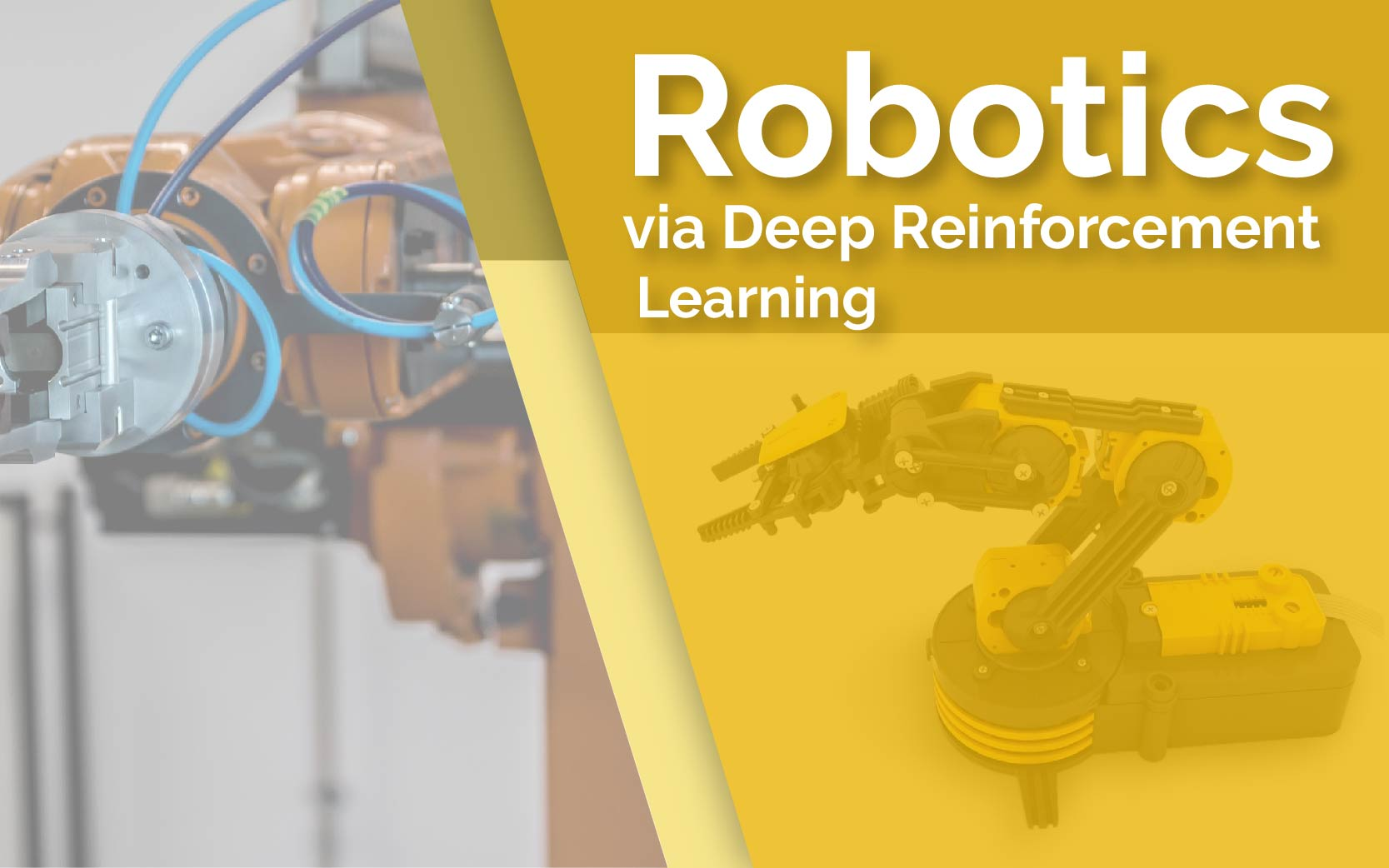 Robotics using Deep Reinforcement Learning