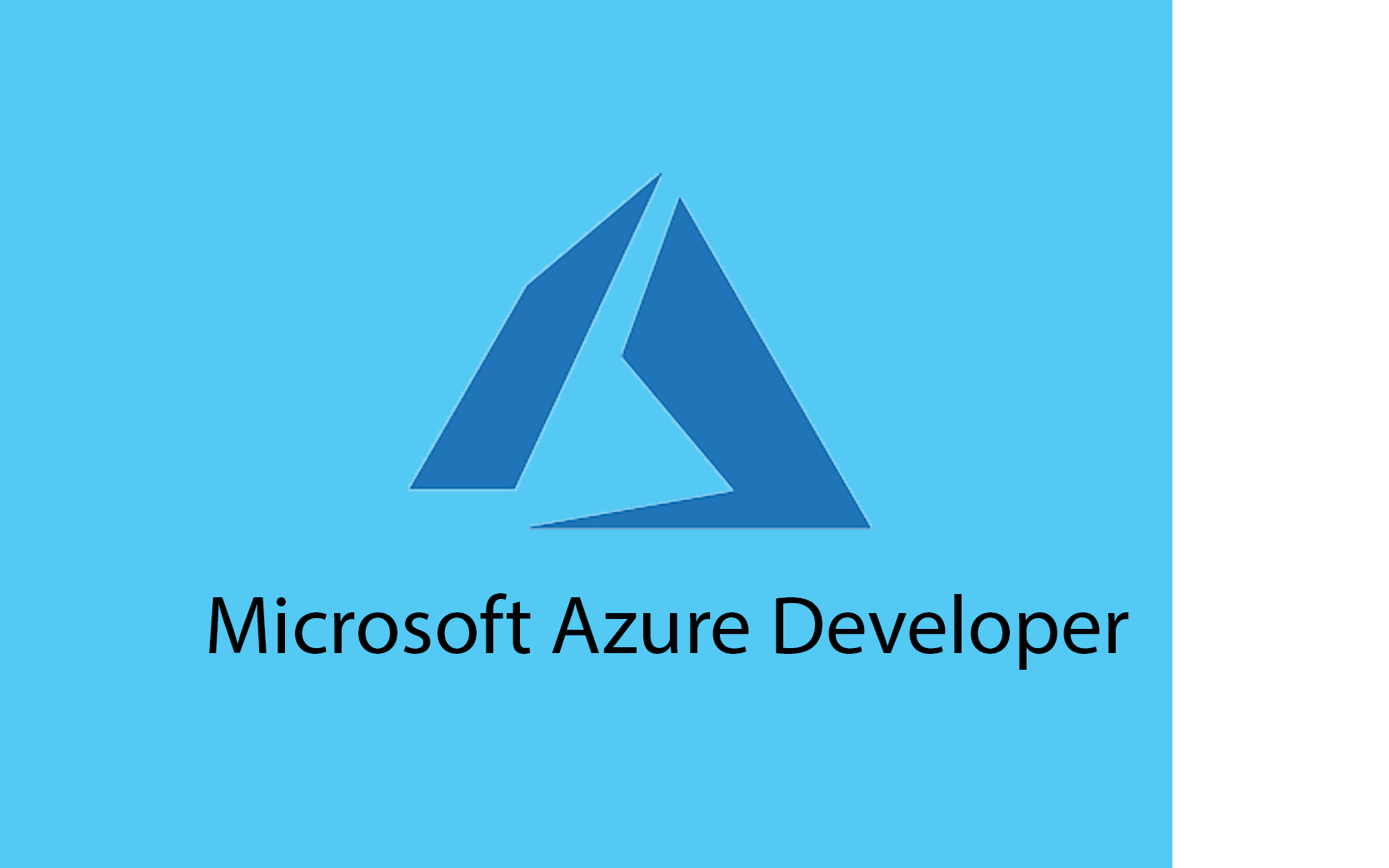 Azure Developer Associate training