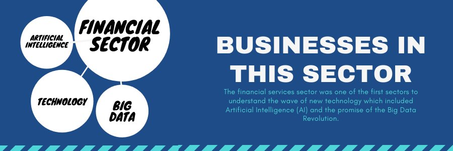 Impact of AI, Big Data and Technology on the Financial Sector - Image Banner