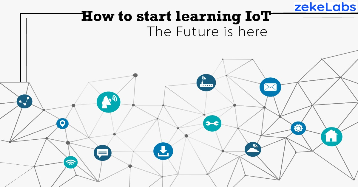 How to start learning IoT? - Image Banner